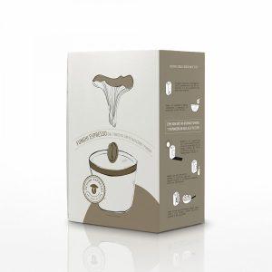 Funghi Espresso dal fondo di caffè