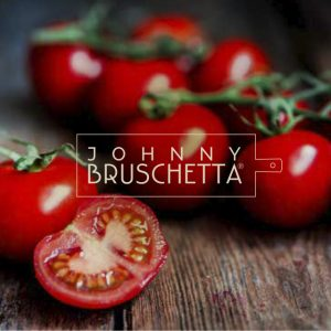 Johnny Bruschetta logotipo e website
